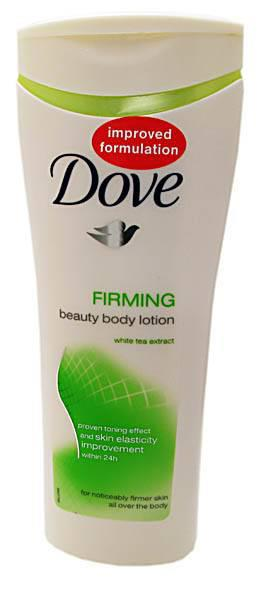 Dove Firming Body Lotion